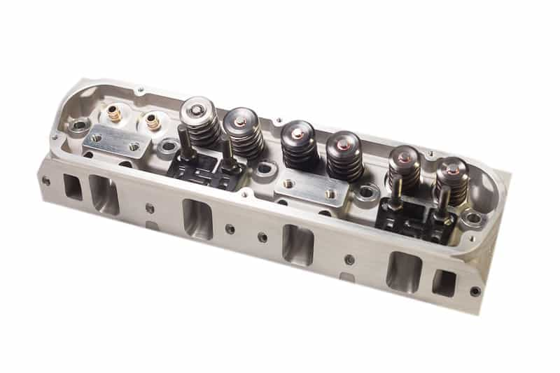 asian aluminum cylinder heads, who's used what? - Ford
